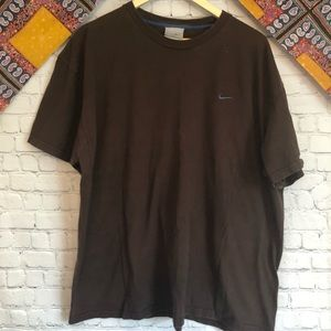 Nike embroidered men's T-shirt